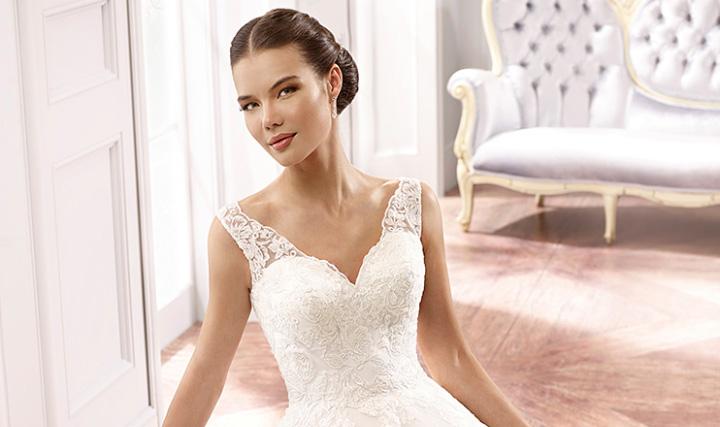 vestidos de diseñador - novias