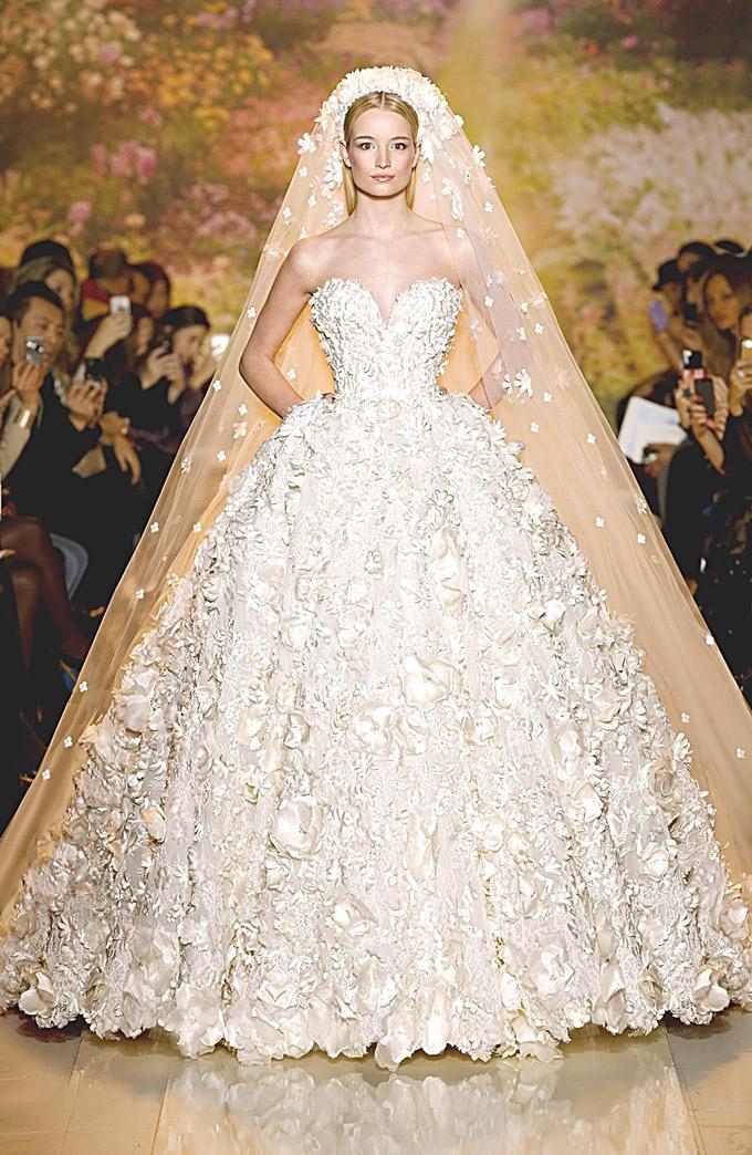 vestido de novia - novias